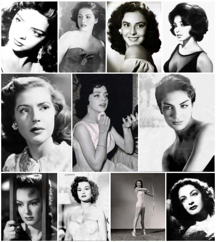 Mexican actresses Josie